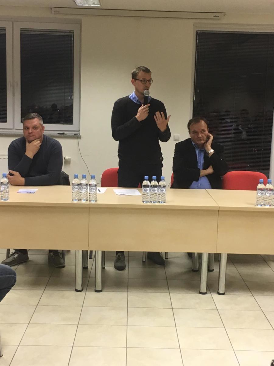 Enej Kirn / Kandidati za župana občine Laško